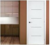 Internal White Prefinished Doors