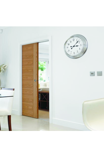 Internal Pocket Door System Single Door Use Jbkind Doors