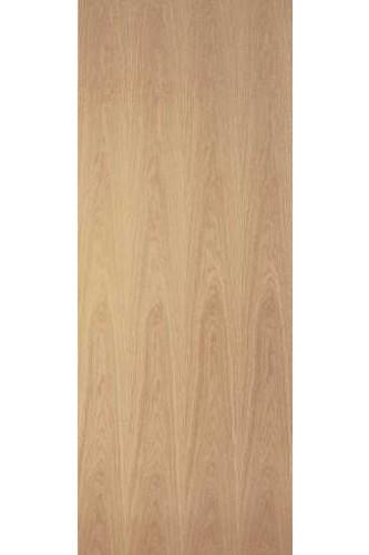 Internal Door Verde White Oak Flush Prefinished