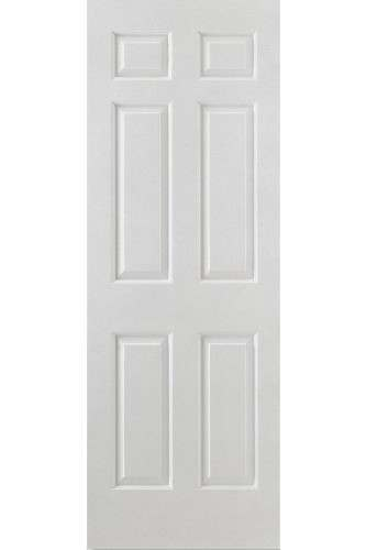 Internal Door White Primed Semi Solid Core Smooth 6P Square Top