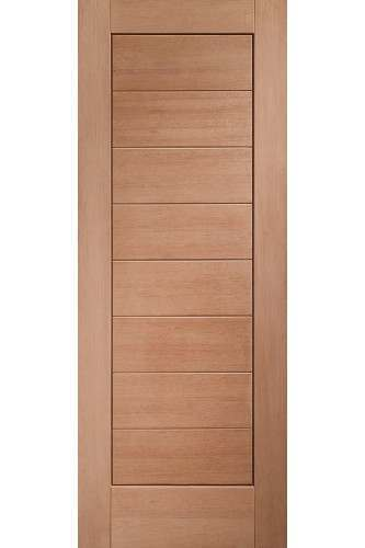 External Door Hardwood Modena M&T Untreated