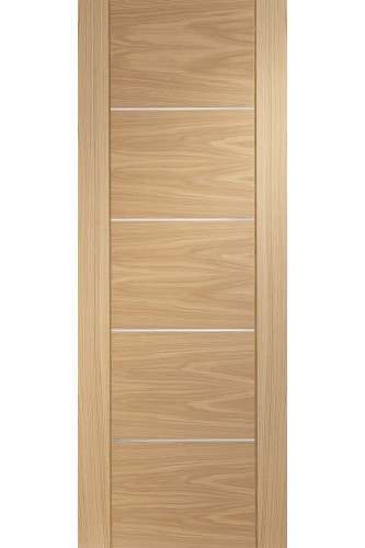 Internal Fire Door Oak Portici Prefinished
