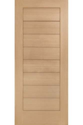 External Door Oak Modena Mortice & Tenon