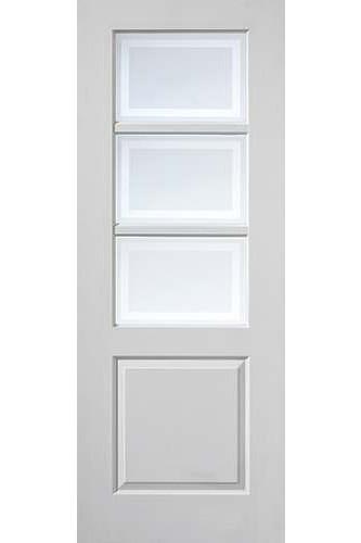 Internal Door White Moulded Andorra