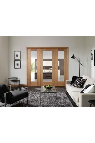Internal Oak Easi frame system Untreated (Frame Only)