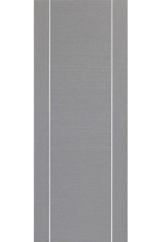 Internal Light Grey Forli with aluminium inlay Prefinished
