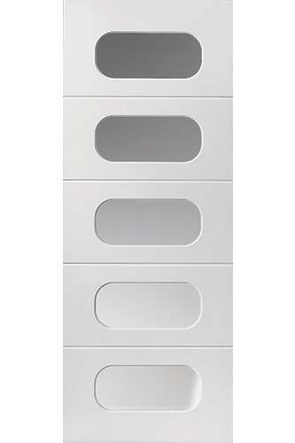 Internal White Primed Arcadian Glazed