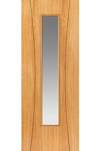 Internal Door Oak Arcos Glazed