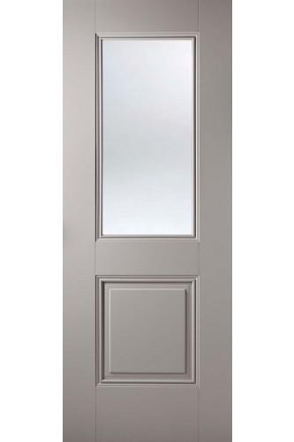 Internal Door Grey Arnhem 1 Light 1 Panel Primed NEW PRODUCT