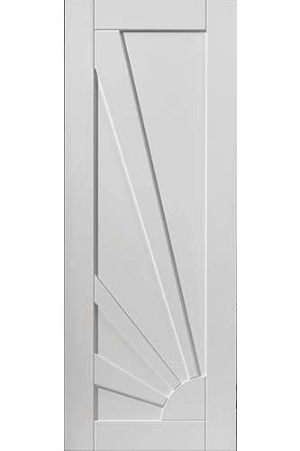 Internal Door White Primed Aurora