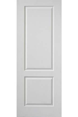 Internal Fire Door White Moulded Caprice