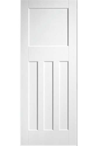 Internal Door Solid White Primed DX30's Style