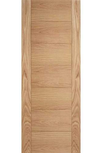Oak Carini 7 Panel Prefinished LPD