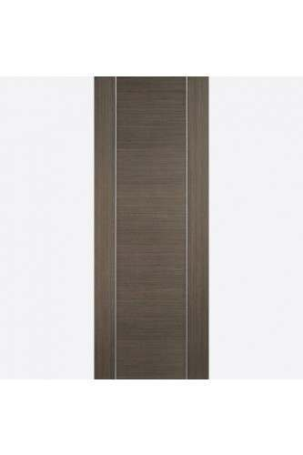 Internal Fire Door Chocolate Grey Alcaraz Prefinished