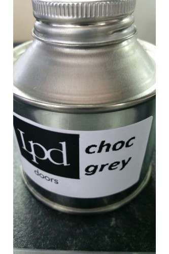 Chocolate Grey Touch Up Paint