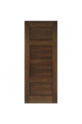 Internal Door Walnut Coventry Prefinished