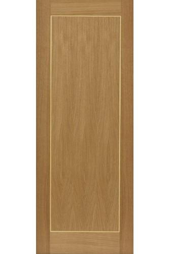 Internal Oak Door Flush Diana Pre Finished