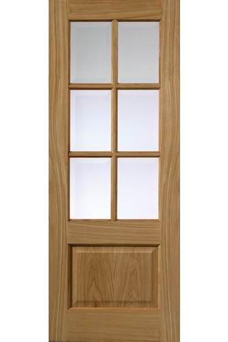 Internal Door Oak Dove