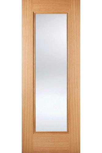 Eindhoven 1 Light Clear Glass Door