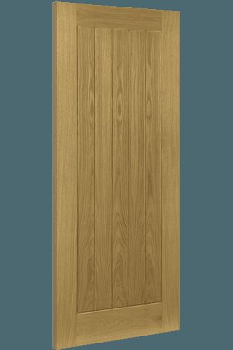 Internal Door Oak Ely Untreated  sc 1 st  Oakwood Doors & Internal Door Oak Ely Unfinished pezcame.com