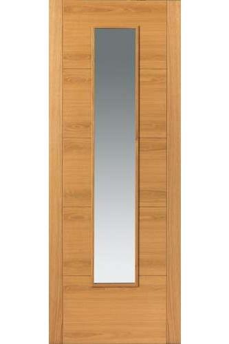 Internal Fire Door Oak Emral Prefinished