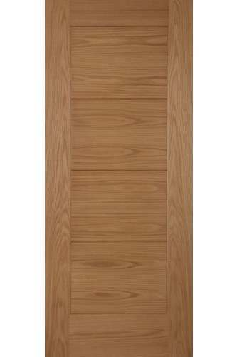 External Oak Door Modena Untreated