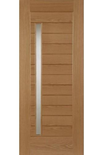 External Oak Door Oslo