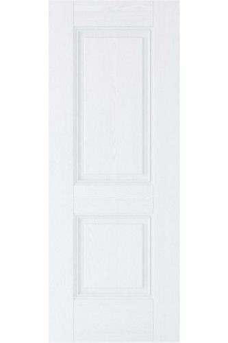 Internal Door White Primed Arnhem 2 Panel GRAINED