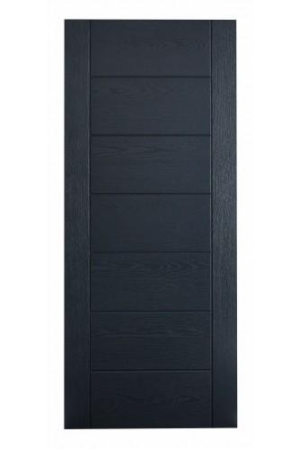 External Door Composite GRP Modica Prefinished - Suitable for trimming 60mm (Door Only)