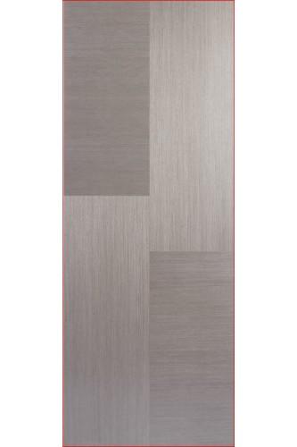 Internal Fire Door Chocolate Grey Hermes Prefinished - DISCONTINUED
