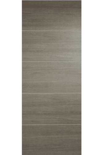 Internal Door Light Grey Laminate Santandor Prefinished
