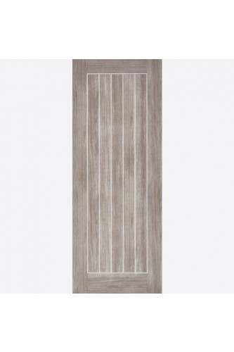 Internal Door Laminate Light Grey Mexicano Prefinished SPECIAL OFFER