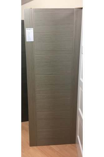 Internal Door Light Grey Hampshire Prefinished - CLEARANCE - CHECK STOCK LEVELS