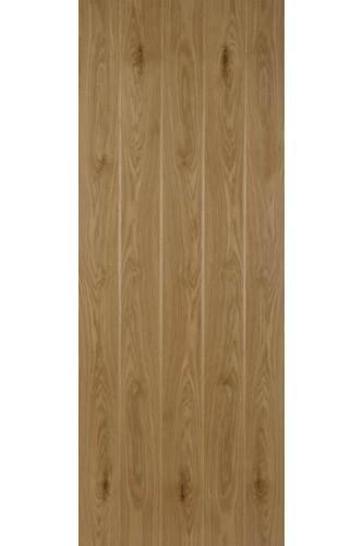 Internal Door Oak Ledged & Braced Mendes