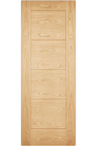 External Door Part L Compliant Oak Modica Untreated