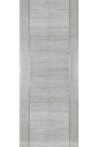 Montreal Light Grey Ash Door  Fire Door