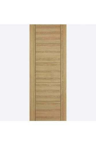 Internal FIRE Door Oak Laminate Vancouver Prefinished