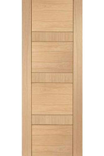 Internal Door Oak Latina Untreated - Discontinued
