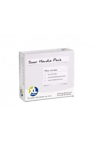 Internal Door Handle Pack Meuse - Supplied as a full pack