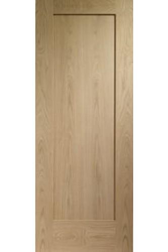 Internal Fire Door Oak Pattern 10 Untreated