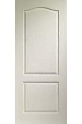 XL Internal Door White Moulded Classique 2 Panel