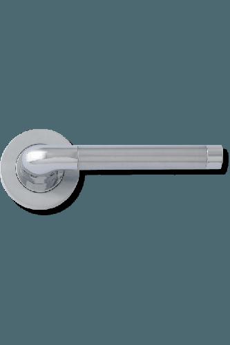 Internal Door Handle Jet PCP/SCP Lever on 51mm Round Rose
