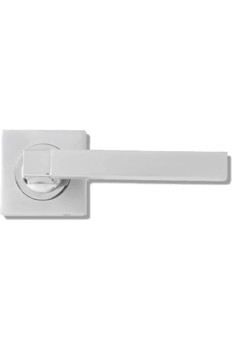 Door Handle Quad Dual Finish PCP / MC