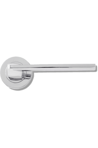Door Handle Eagle Lever on Rose