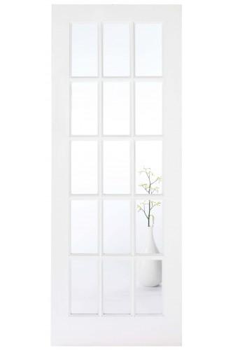 Internal Door SA 15L Solid White Primed