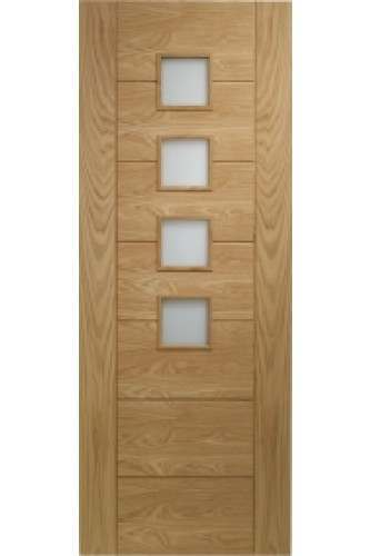 Internal oak fire door palermo with obscure glass internal fire door oak palermo with obscure glass untreated planetlyrics Choice Image