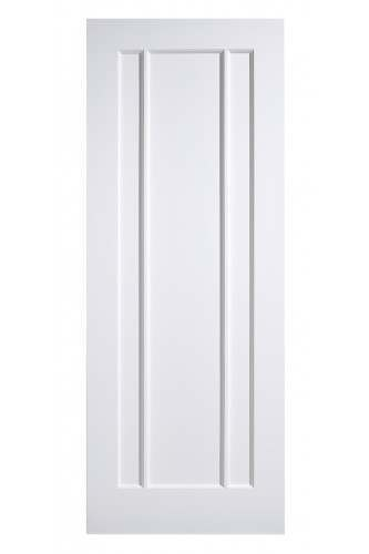 Internal Door Solid White Primed Lincoln Panelled