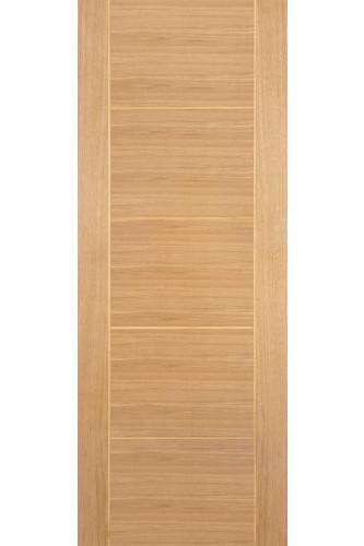 Internal Oak Door Flush Gallia Fire Door