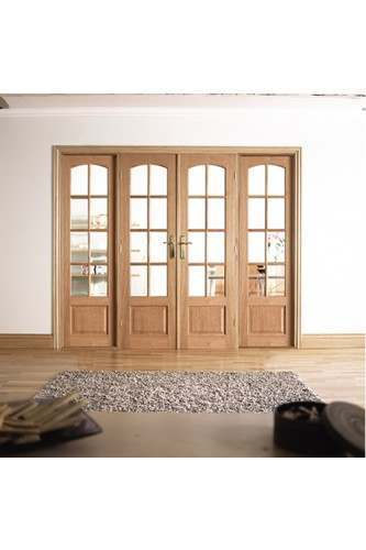 Internal Room Divider Oak Room Divider W8