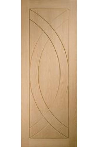 Internal Door Oak Treviso Untreated